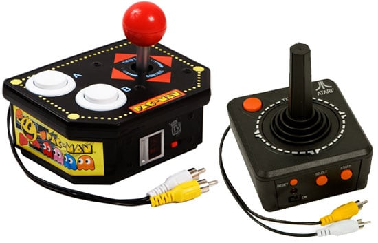 Pick Up a Few Retro Gaming Controllers For Endless Arcade Fun at Home