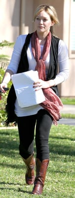 Hilary Duff Style 2010-02-03 15:30:00