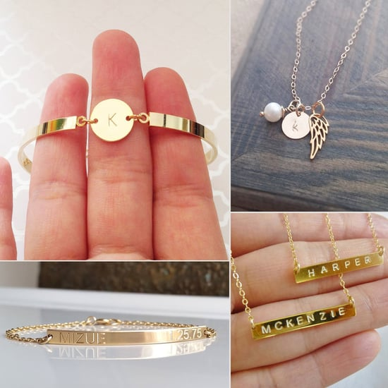 These Beautiful, Personalized Pieces of Jewelry Make the Perfect Mother's Day Gift
