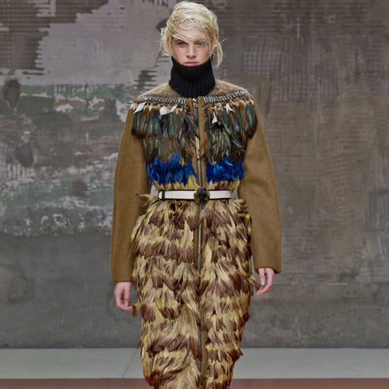 Marni Fall 2014 Runway Show | Milan Fashion Week
