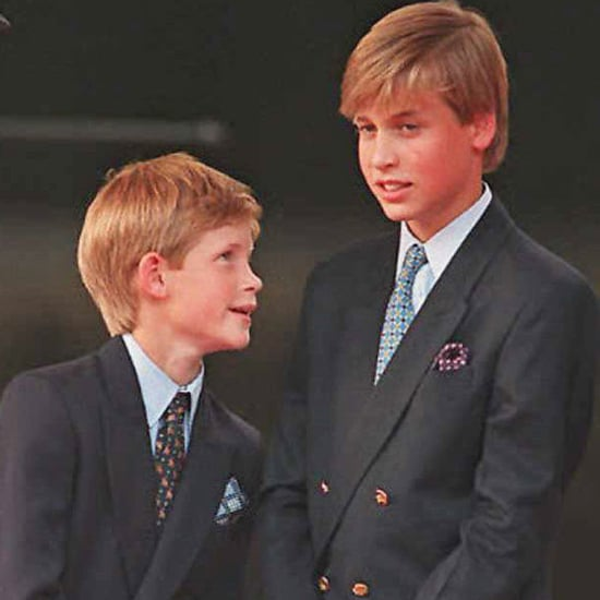 Prince William and Prince Harry's 40 Best Brotherly Love Moments