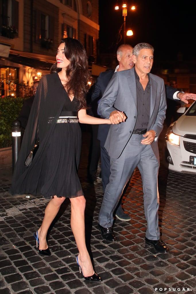 George Clooney Photos