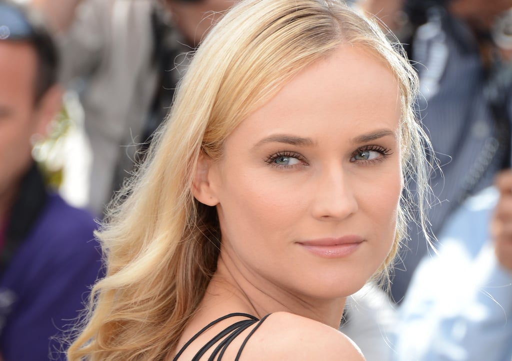 Diane Kruger smiled at the jury photocall for the start of the 65th Annual Cannes Film Festival.