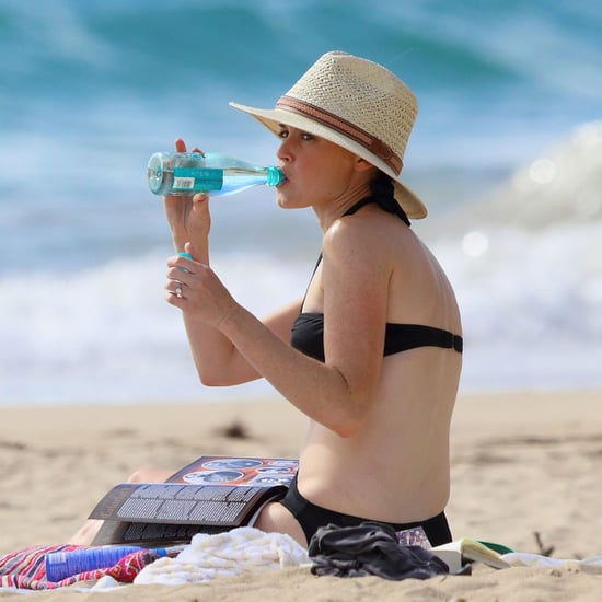 Vincent Kartheiser and Alexis Bledel on Vacation in Hawaii