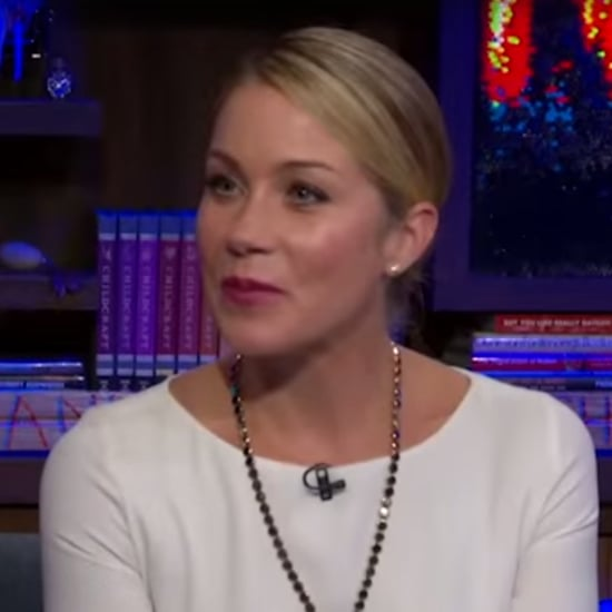 Christina Applegate Talks Ditching Brad Pitt For Another Guy