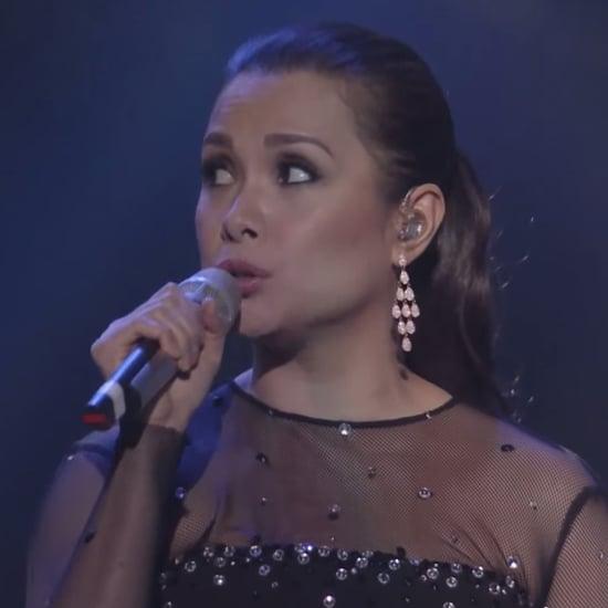 "Lea Salonga Singing ""A Whole New World"" | Video"