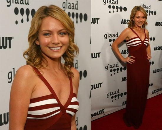 GLAAD Awards Red Carpet: Becki Newton