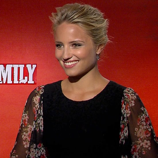 Dianna Agron The Family Interview
