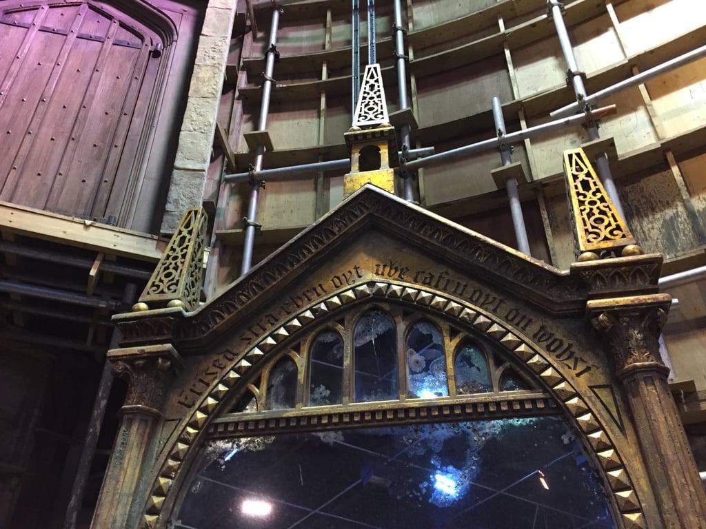 Mirror Of Erised Ii By Barbora TŐgel: Harry Potter Studio Tour In London