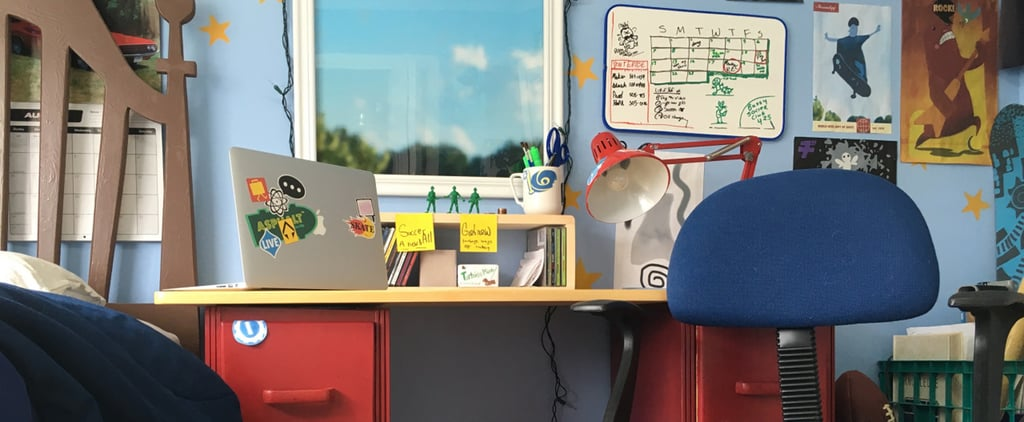 These Toy Story Enthusiasts Made an Insane Real-Life Replica of Andy's Room