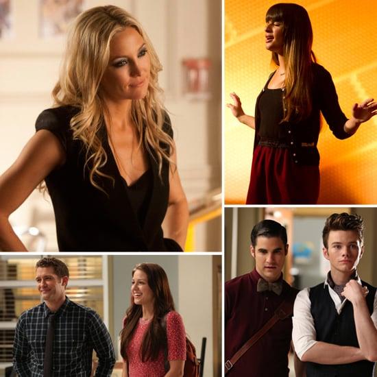 Glee Season 4 Premiere Pics: Kate Hudson, New Characters and More