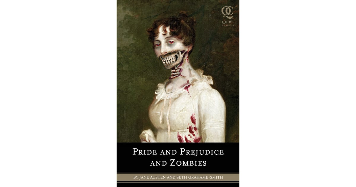 an analysis of pride and prejudice and zombies by seth grahame smith Seth grahame-smith wrote both pride and prejudice and zombies and the  lincoln melee, and adapted vampire hunter for the screen.