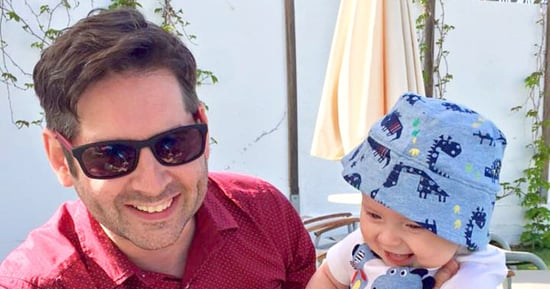 Dad's Hilarious Facebook Post About Vacationing With a Baby Goes Viral