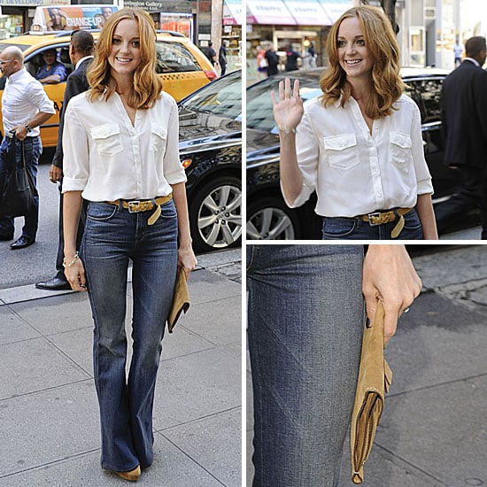 Jayma Mays Style Pictures