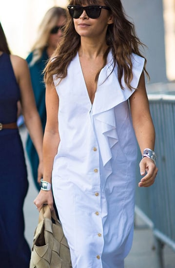 Lazy-Girl Style Hacks For Looking Chic In The Heat