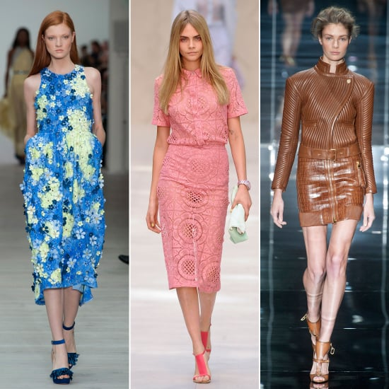 The 8 London Fashion Week Trends You Need to Know About