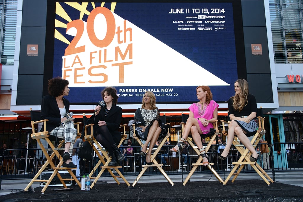 Moderator Stephanie Allain talked to creator/director Amy Heckerling and stars Stacey Dash, Elisa Donovan, and Alicia Silverstone.