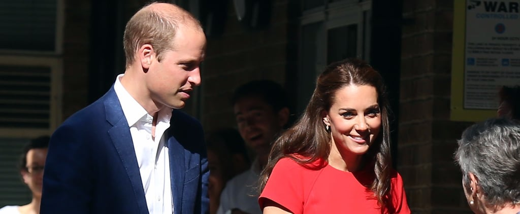 Prince William and Kate Middleton Make Another Charity Visit in London