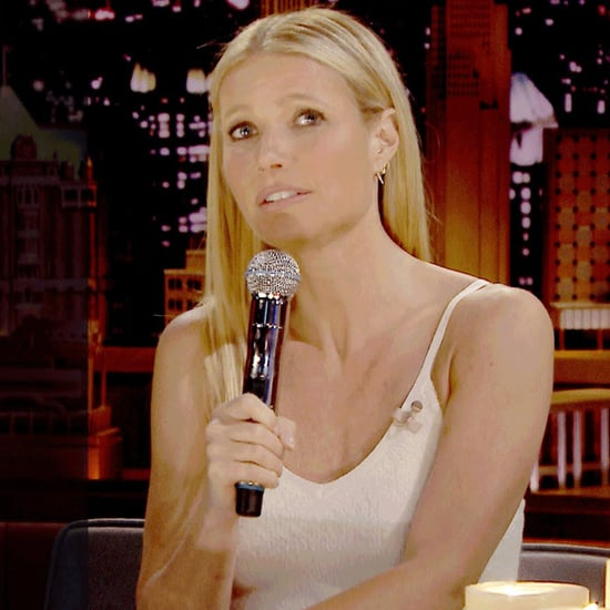 Gwyneth Paltrow Sings Awkward Texts on The Tonight Show