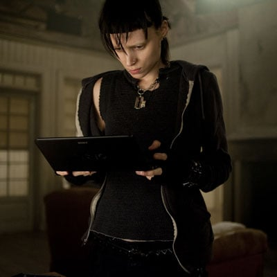The Girl With the Dragon Tattoo Movie Review Starring Rooney Mara and Daniel Craig