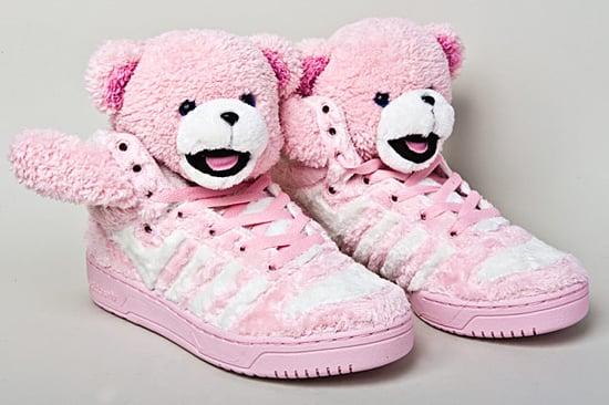 Jeremy Scott Adidas Teddy Bear Sneakers