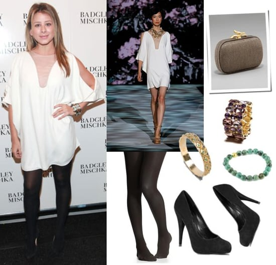 Lo Bosworth New York Fashion Week Style