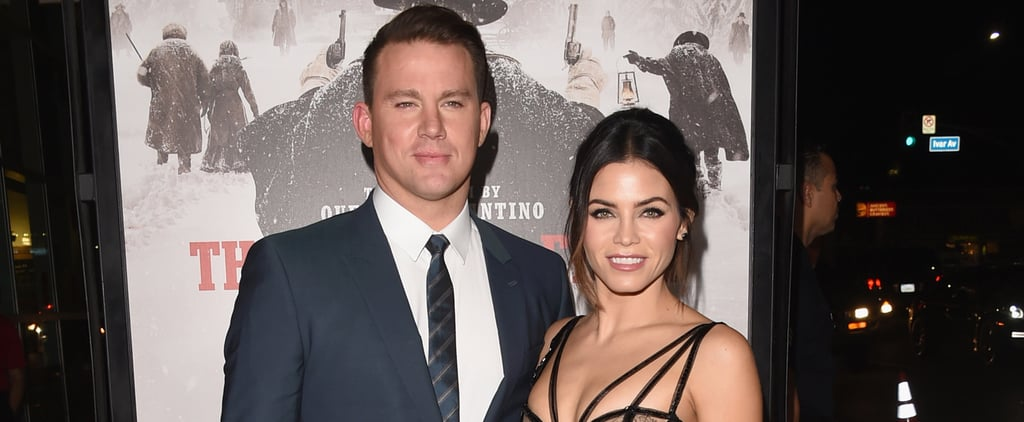 There's Nothing to Hate About Jenna Dewan and Channing Tatum's Latest Red Carpet Appearance