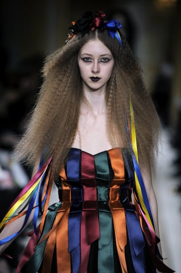 2008 Autumn Trend, Ribbons in Hair, Bow Alice Bands, Luella, Marc by Marc Jacobs