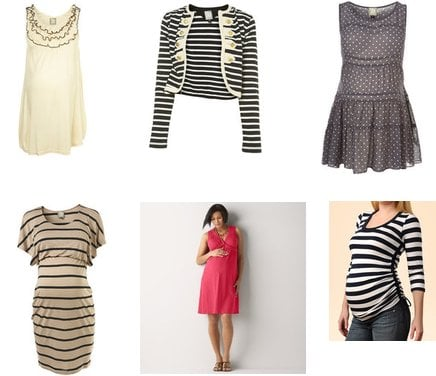 Spring Maternity Fashions