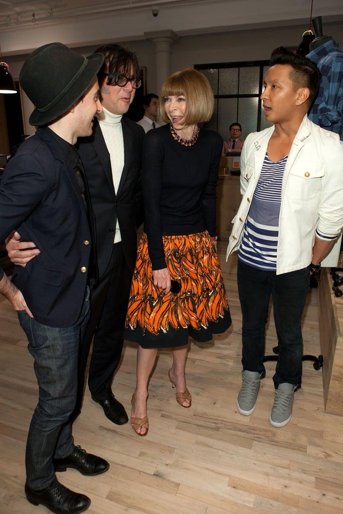 2011: CFDA/Vogue Fashion Fund Party