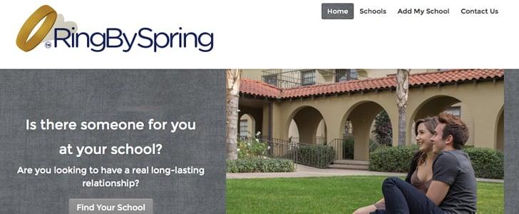 Brace Yourselves; RingBySpring.com Exists