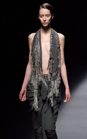 Paris Fashion Week: Haider Ackermann Fall 2009