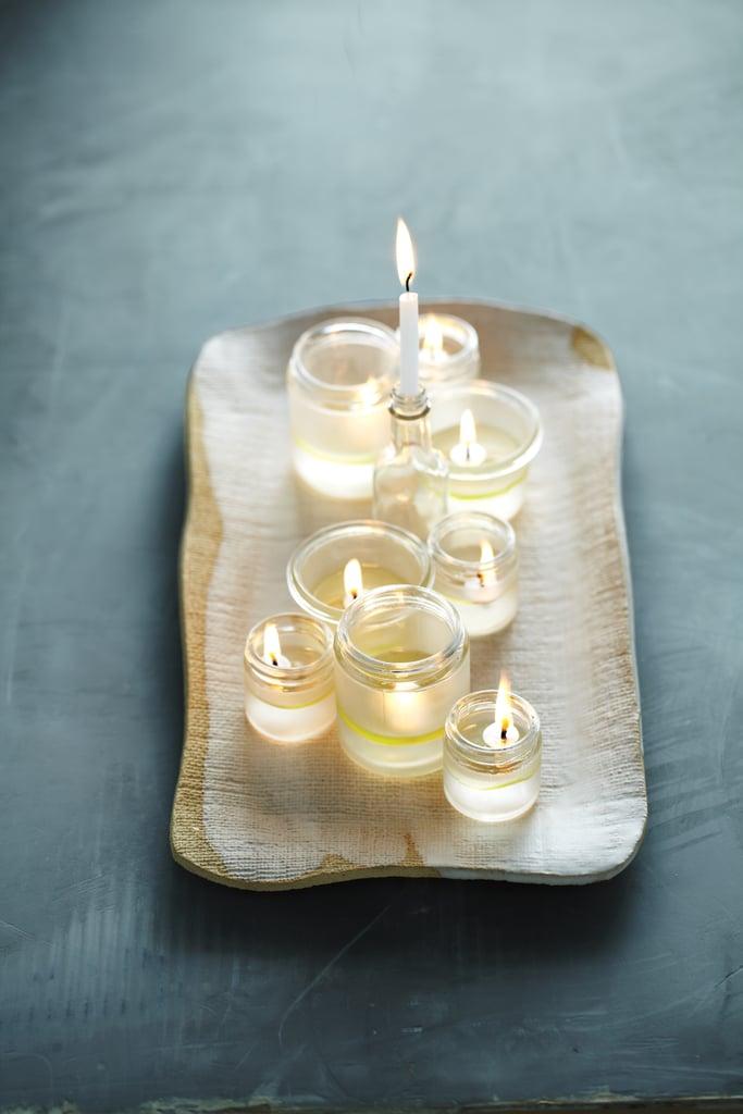 Olive Oil Lights