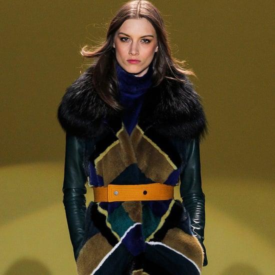 J. Mendel Fall 2014 Runway Show | New York Fashion Week