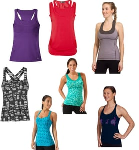 Spring Running Tanks