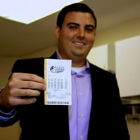 Marriott Millionaire's Son Wins Million Dollar Lottery