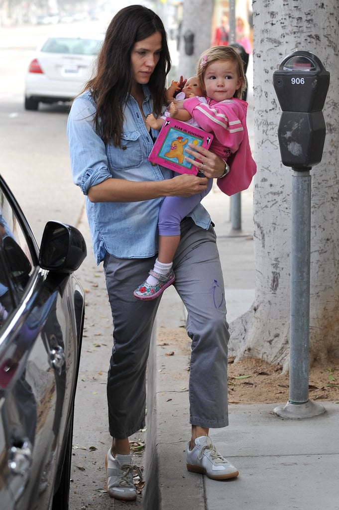 Pictures of Sera and Jen Garner