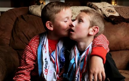 Amazing Siblings Win SportsKids of the Year (VIDEO)