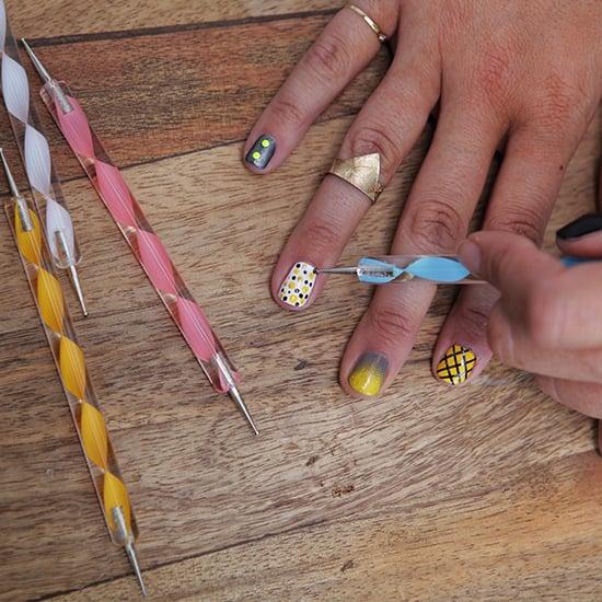 The Best Nail Art Tutorials | Video