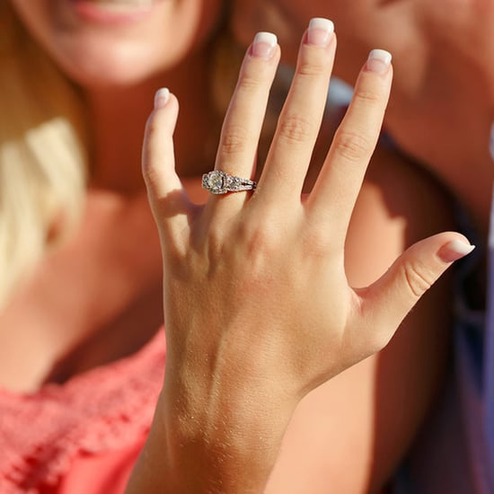 Woman Defends Her Small Wedding Ring