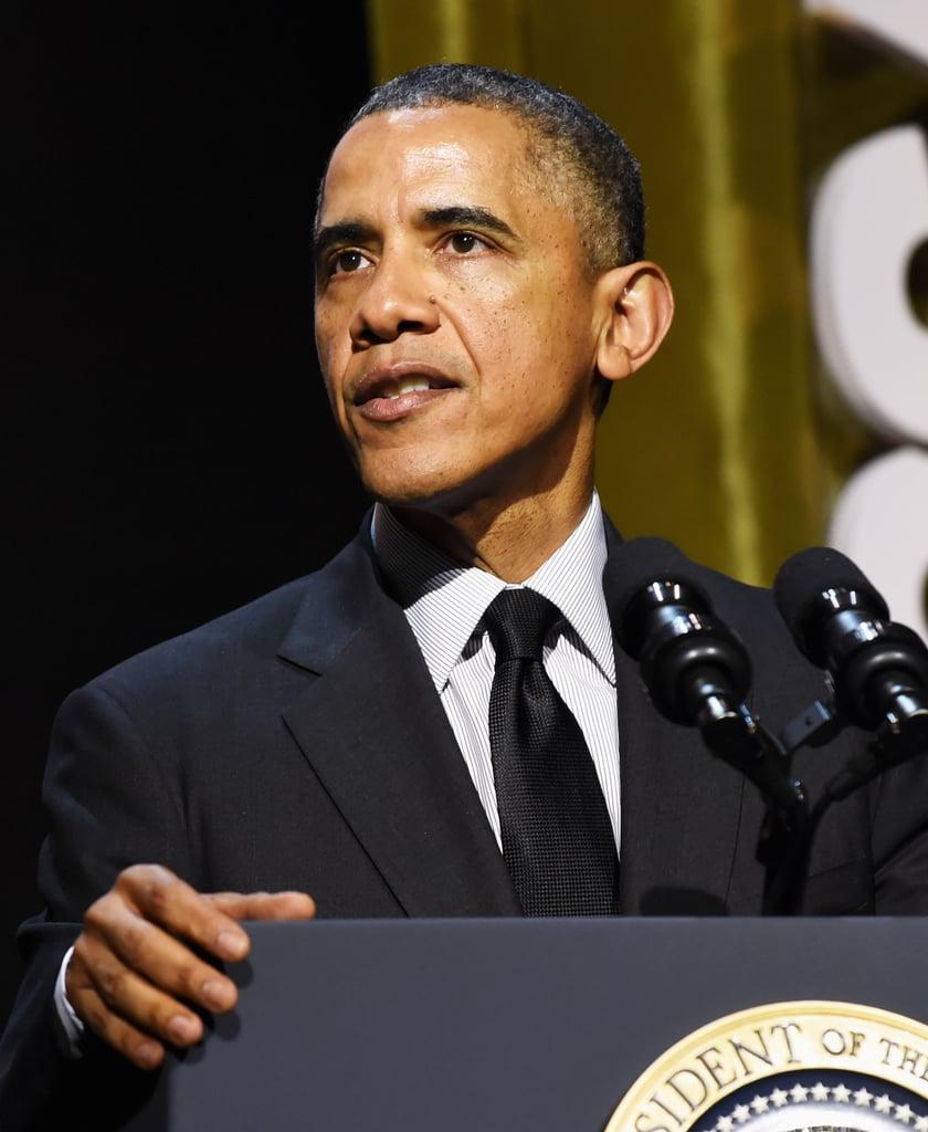 Kim Kardashian Parties With . . . President Obama?