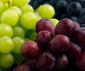 Snack Attack: Grapes — Freeze 'em