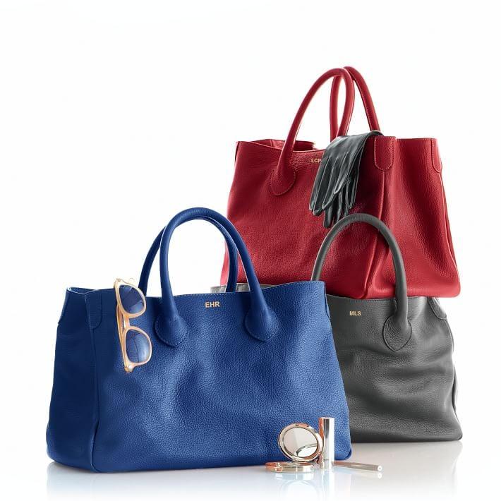 For the Stylish Grandma: Mark and Graham Elisabetta Slouch Handbag