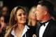 Angelina and Brad Are Picture-Perfect in Matching Ensembles
