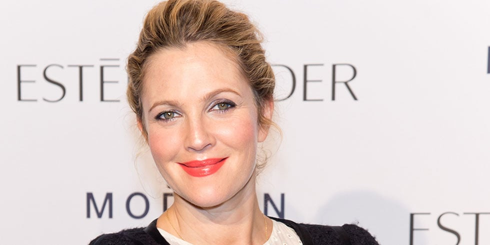 """Drew Barrymore Says Fashion Week Will Make You """"Feel Cool For a Minute!"""""""