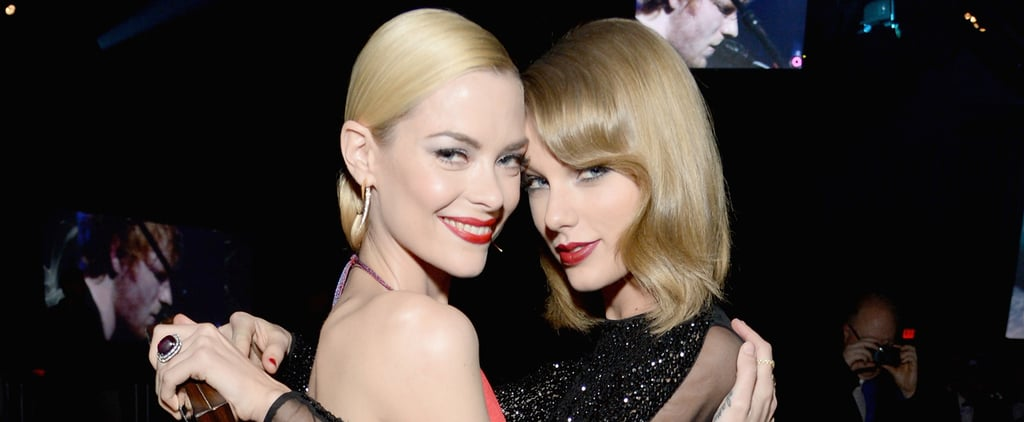 Taylor Swift Catches the Oscars With a Few Famous Friends