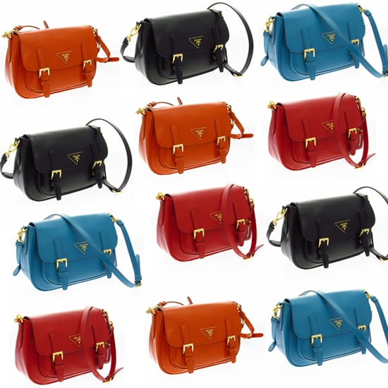 prada knapsack - Prada Shoulder Bag Summer 2012 | POPSUGAR Fashion