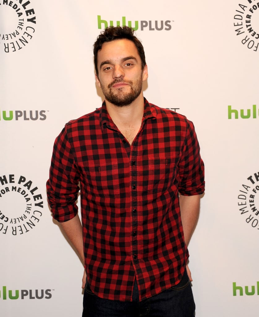Jake Johnson said Zooey's one of the the hardest workers he's ever shared the screen with.