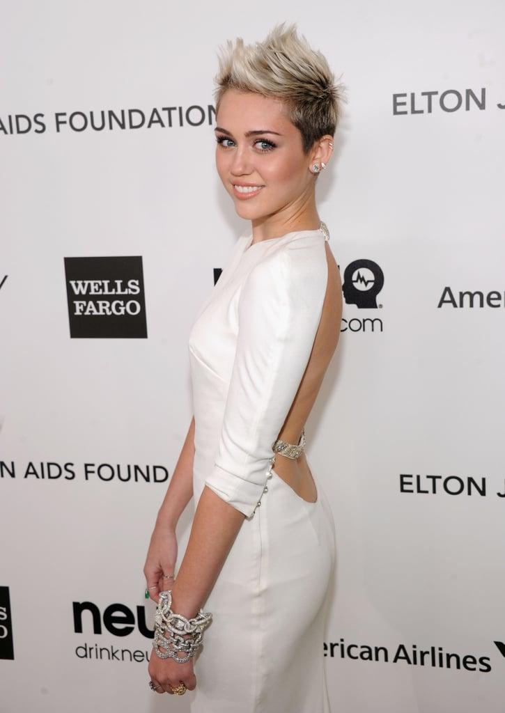 February 2013: Elton John AIDS Foundation Party