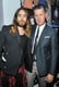 Jared Leto and Stefano Tonchi at W magazine's Golden Globes party.
